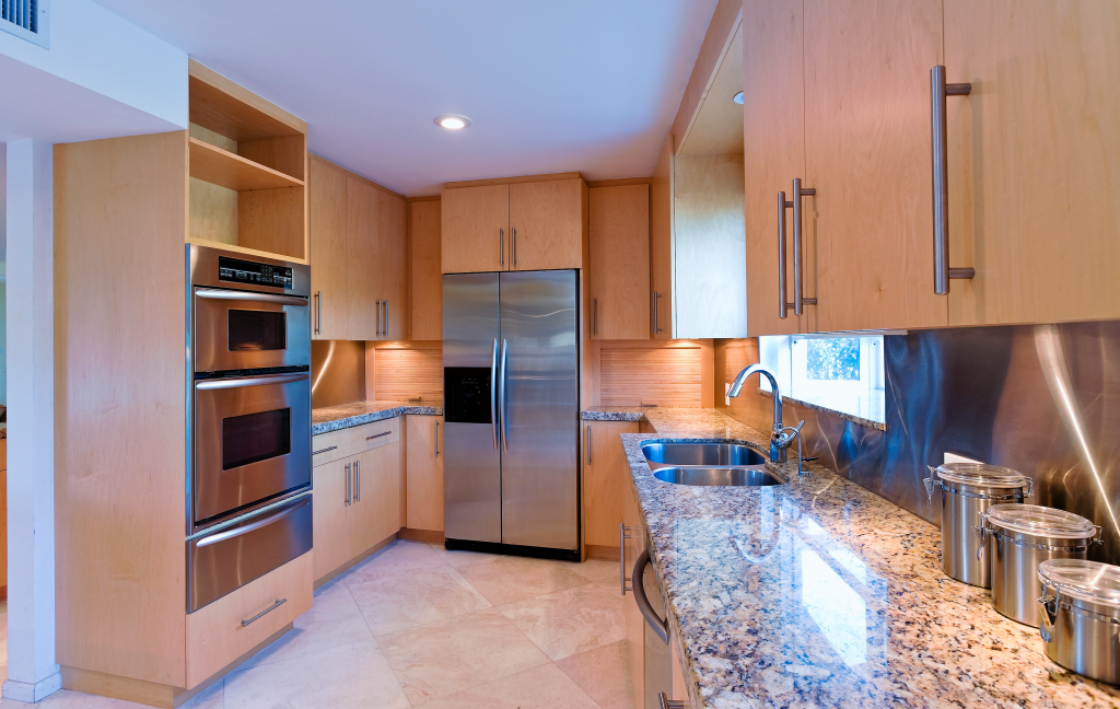Kitchen countertop and tile installer in Chandler Arizona